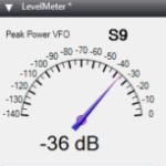 SDR# Plugin Levelmeter v06